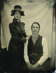 SisterChainBrotherJohn-TheAndrogyneShow-PhotoByCentralValleyProject